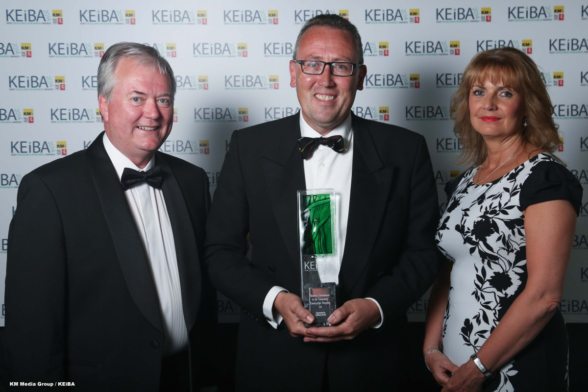 KEiBA Awards, Business Commitment to the Community