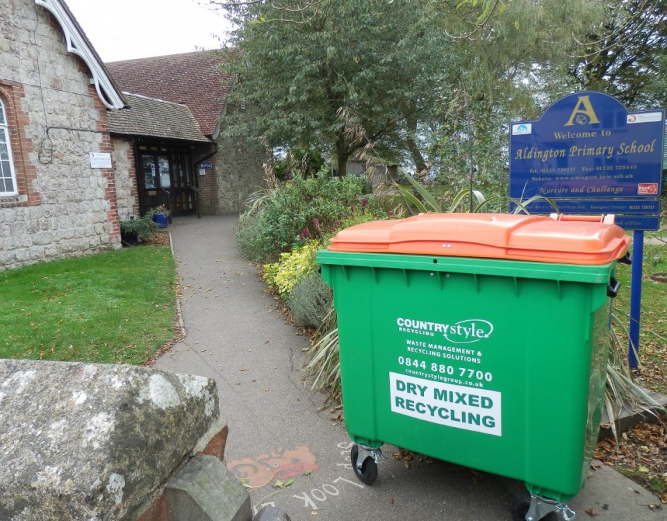 Countrystyle Recycling, primary schools in Ashford and Shepway