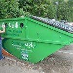 Tonbridge and Malling Borough Council plastic bring banks