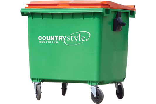 Countrystyle Recycling - Wheelie Bins