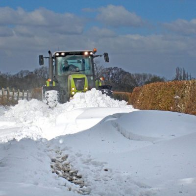 02 Feb Snow Clearance