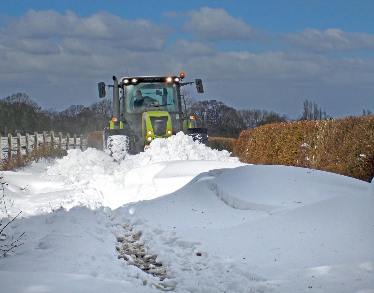 02 Feb Snow Clearance