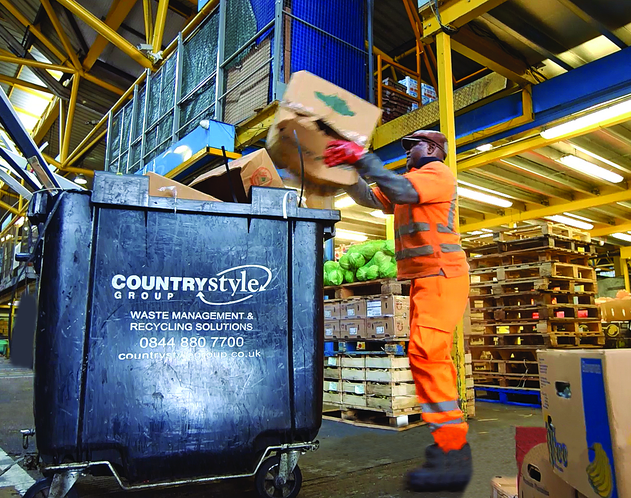 Countrystyle Recycling - Waste management services