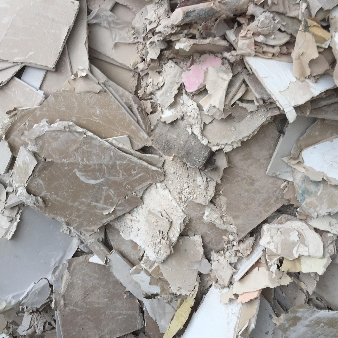 plasterboard recycling
