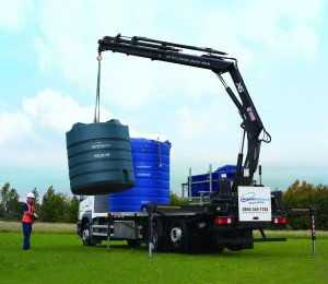 Water Direct (Vehicle and trailer)