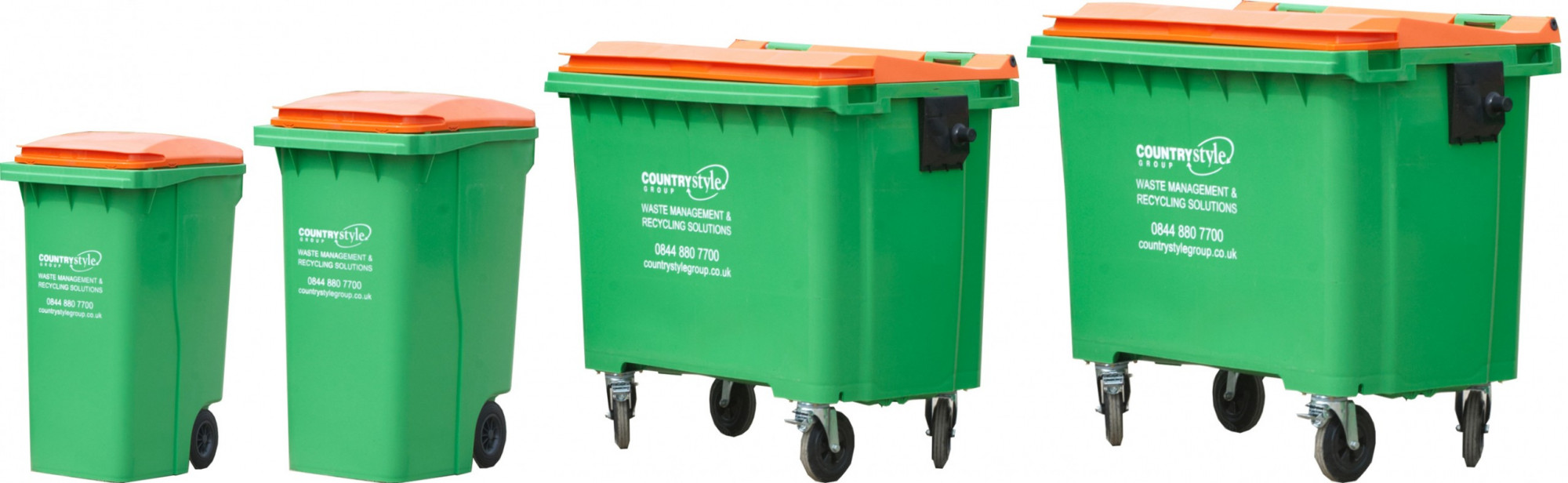 Countrystyle Recycling - Wheelie Bin Collection