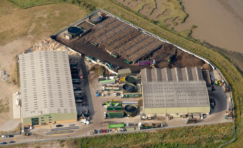 Countrystyle Ridham Facility, Trade Waste Service, Wood Recycling, Plasterboard Recycling, Organic Treatment, Refuse Derived Fuel, Skip Hire