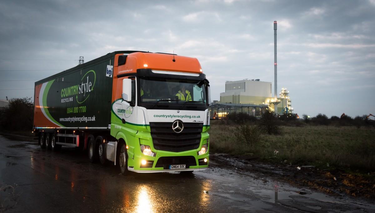 New Kent Biomass Plant, MVV, Wood Recycling