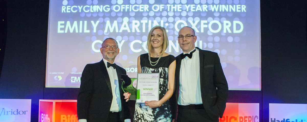 Countrystyle Sponsors Recycling Officer of the Year Award at the LARAC Conference 2014