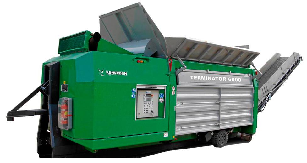 Terminator shredder