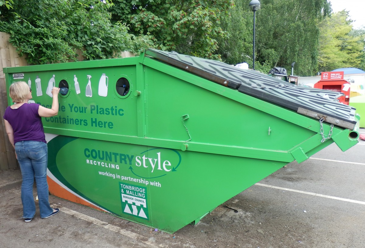 Our Customers, Plastic Recycling, Tonbridge & Malling Borough Council