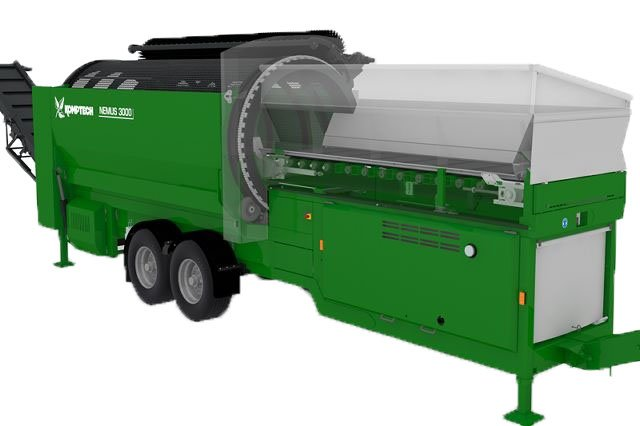 Mustang screener hire