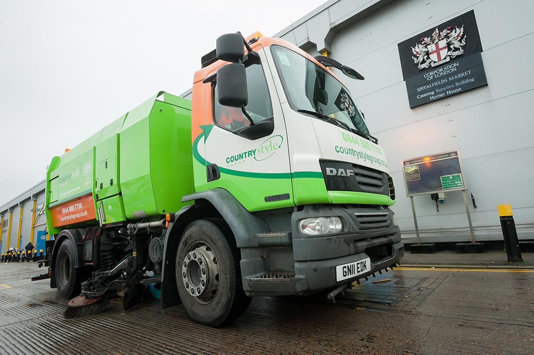 Waste management company Kent