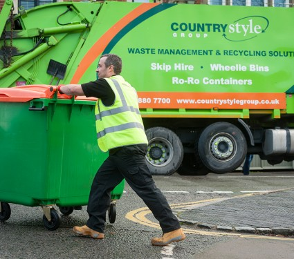 Countrystyle Recycling - Waste Collection Services