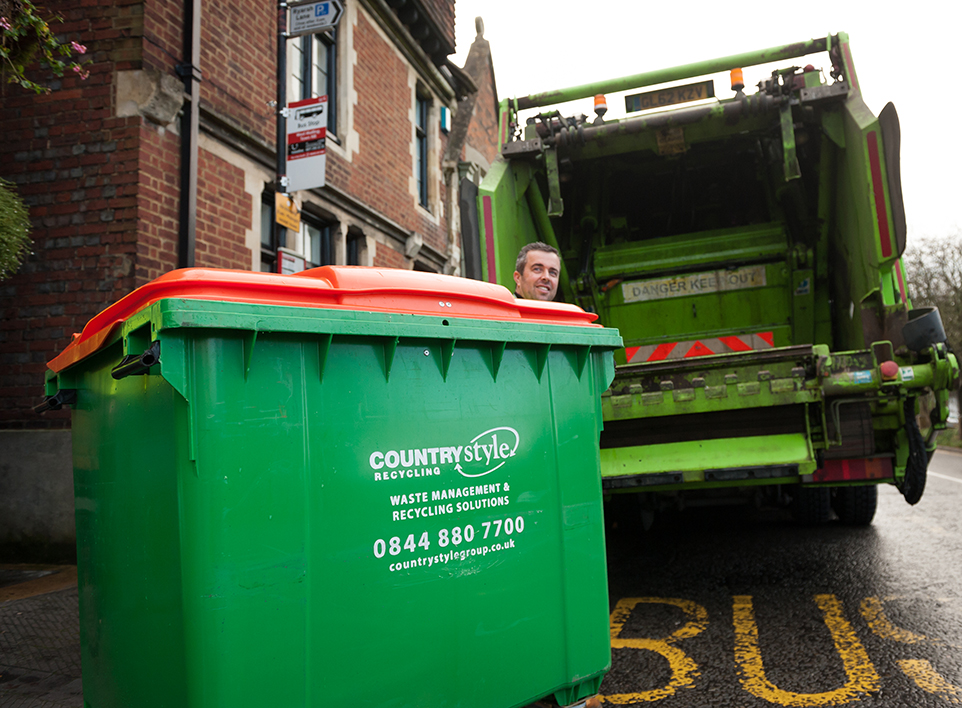Waste collection services