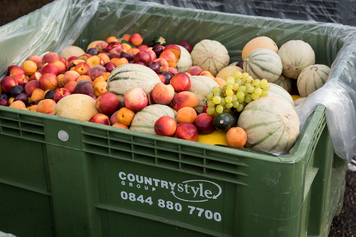 Green and Food waste, Composting, PAS100