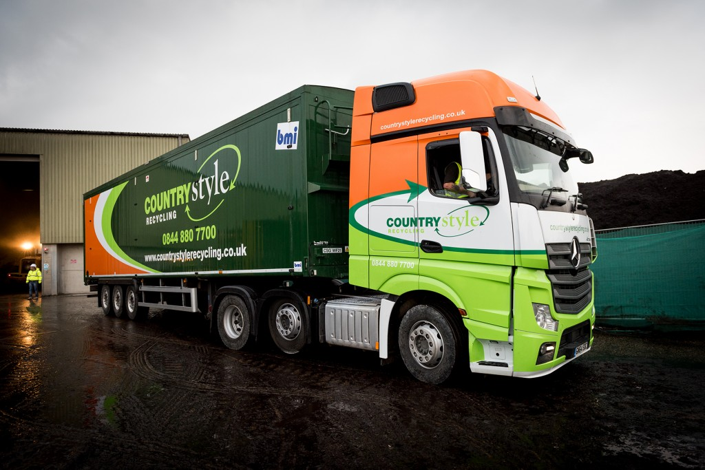 Countrystyle Recycling - Bulk haulage services