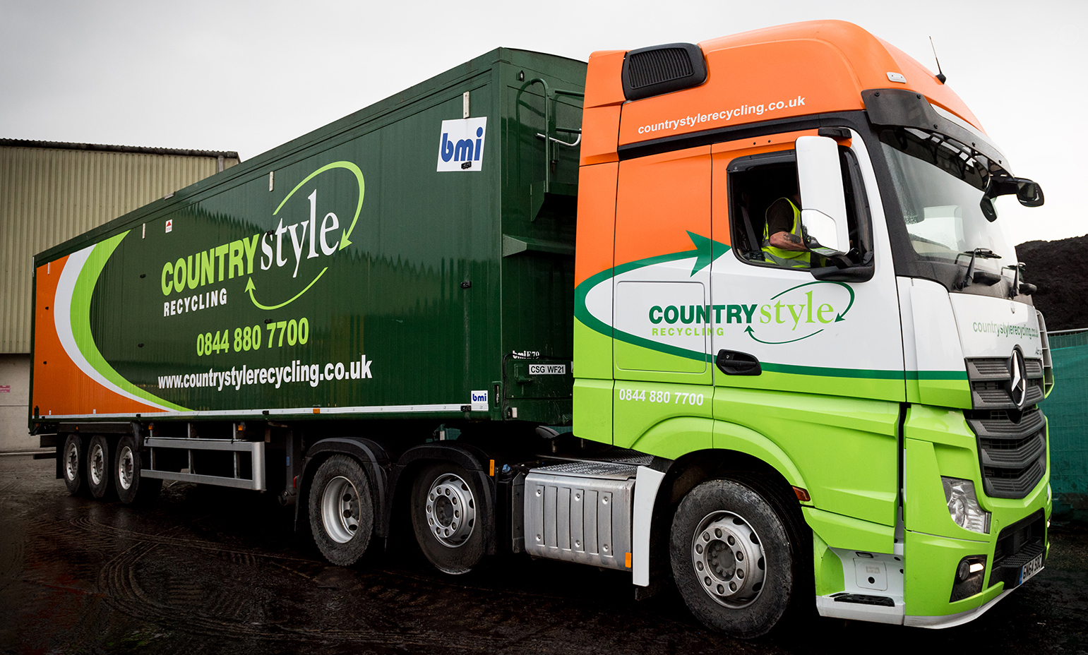 Countrystyle wins Kent Commercial Services Ltd contract, North Farm at Tunbridge Wells and Dunbrik at Sevenoaks