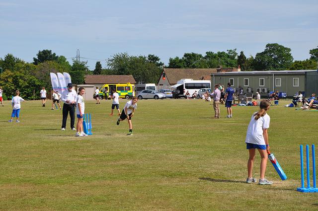 Mixed Kwik Cricket Final
