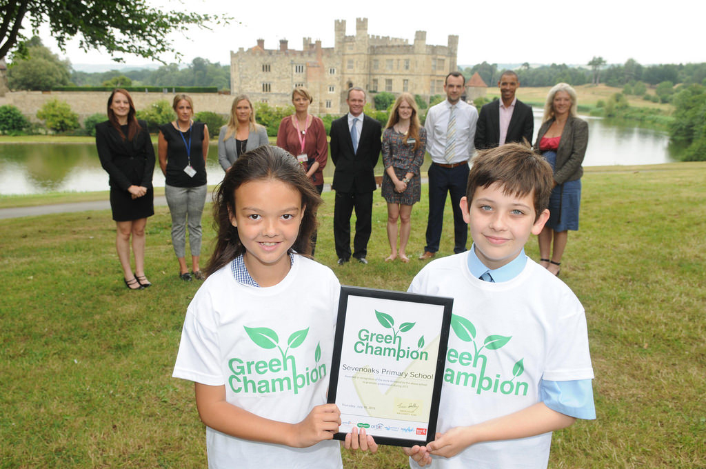 Countrystyle sponsor the Walk to School Scheme , working with local Kent Schools