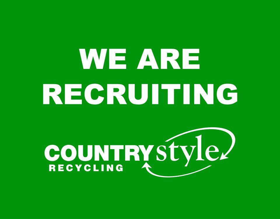 Countrystyle are Recruiting