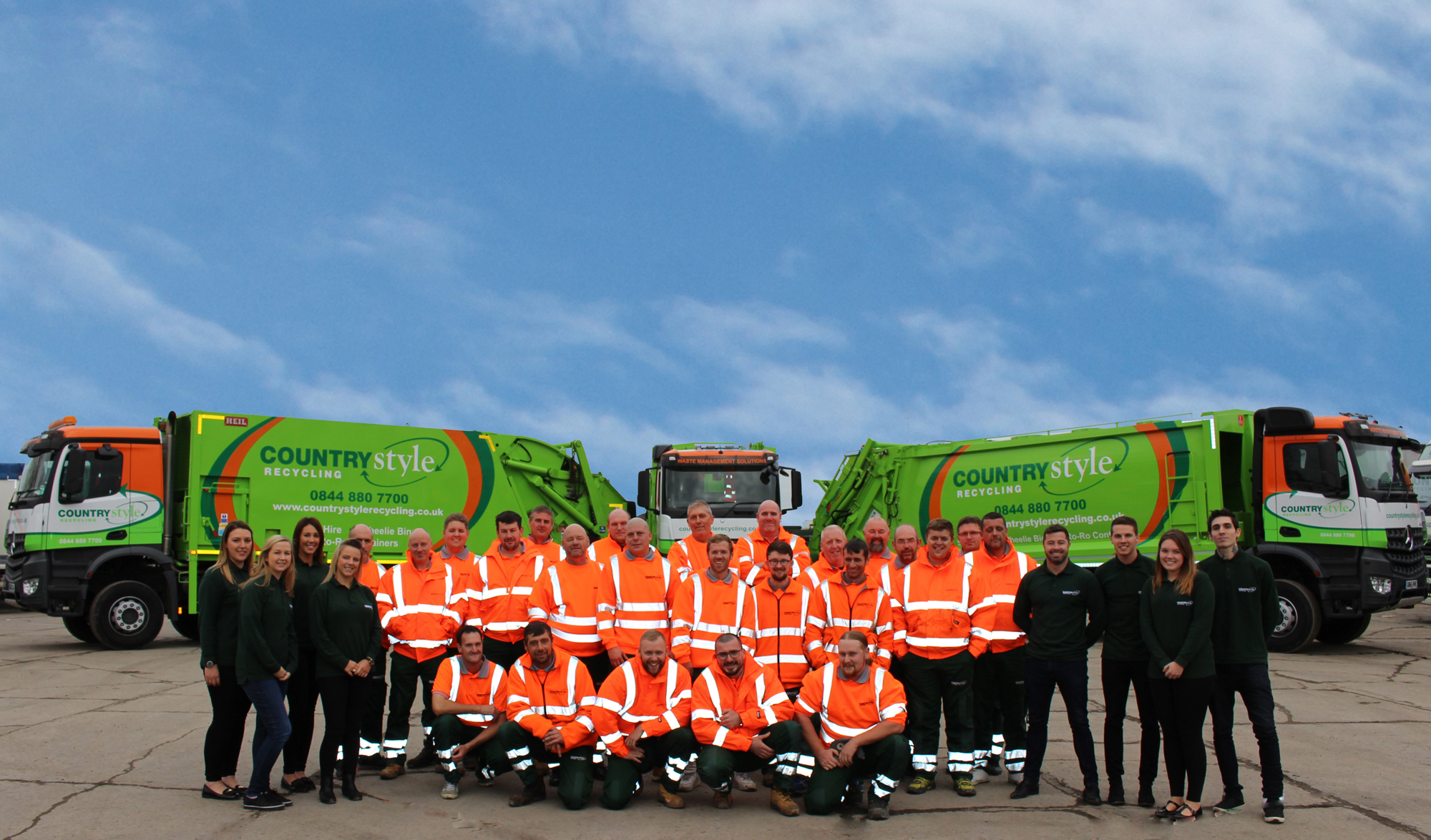 Waste Collections, Trade Waste, Wheelie Bin, local Kent Businesses