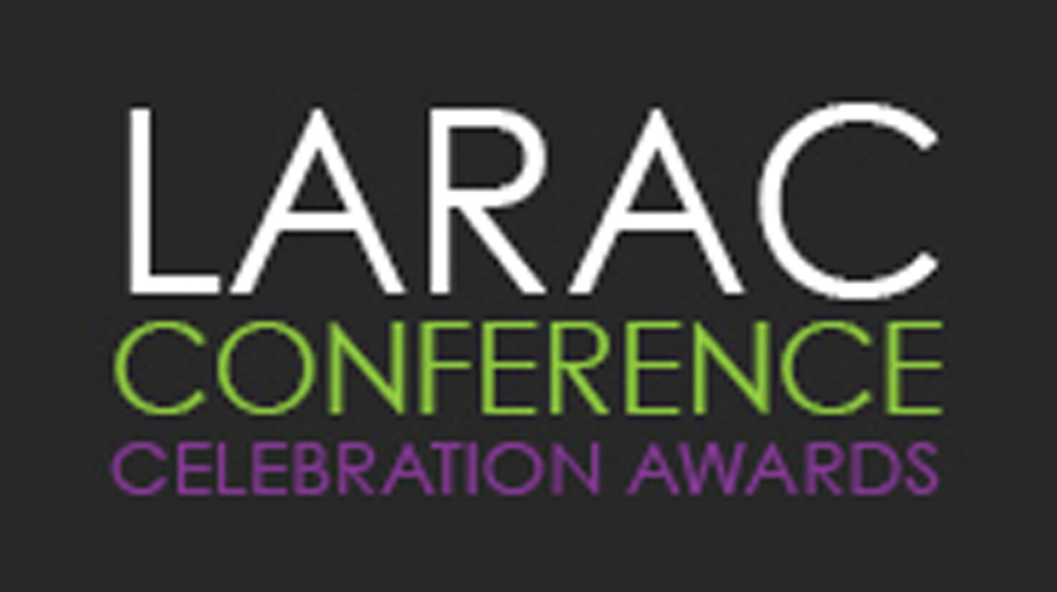 LARAC, Recycling Officer of the Year Award