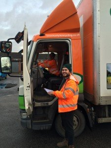 Christmas Tree Recycling, Pilgrims Hospices