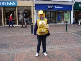 VH raising money for Marie Curie (2)