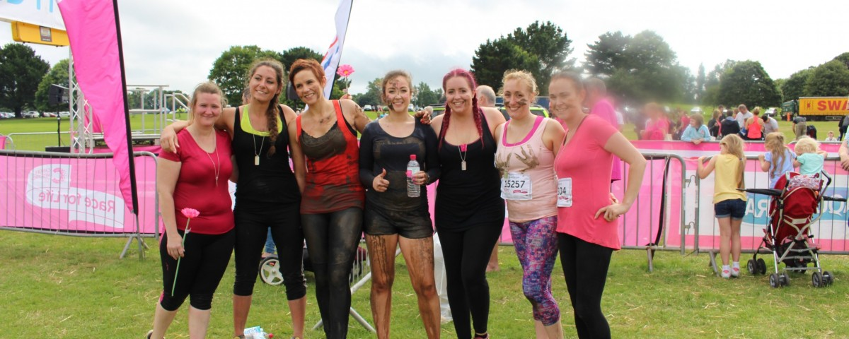 Countrystyle Recycling - Race For Life 2016