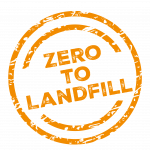 Zero to Landfill ORANGE